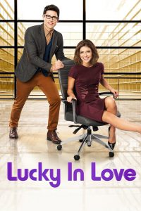 """Poster for the movie """"Lucky in Love"""""""