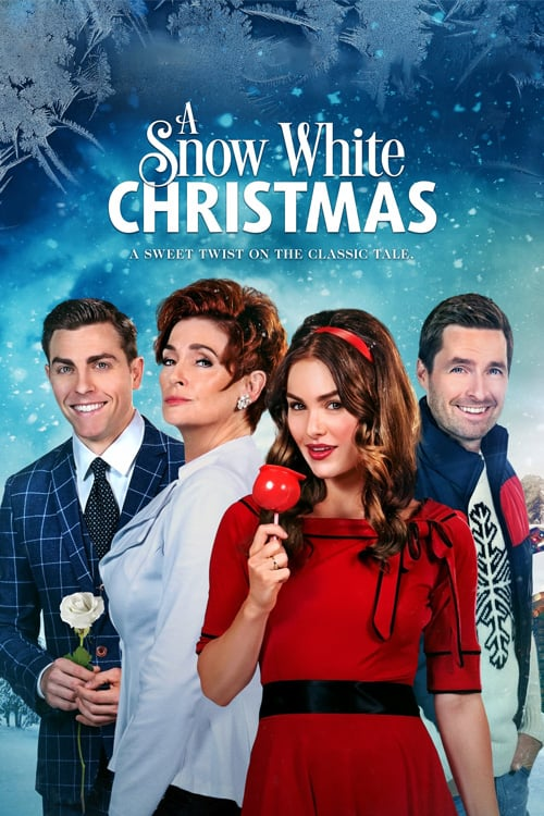 "Poster for the movie ""A Snow White Christmas"""