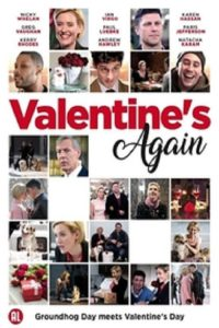 "Poster for the movie ""Valentine's Again"""