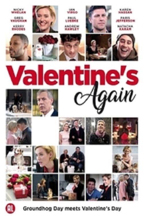 """Poster for the movie """"Valentine's Again"""""""