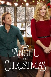 "Poster for the movie ""Angel of Christmas"""