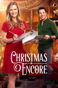 """Poster for the movie """"Christmas Encore"""""""