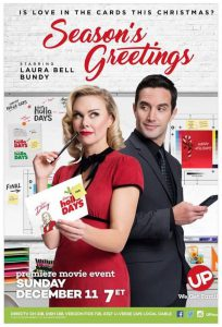"Poster for the movie ""Season's Greetings"""