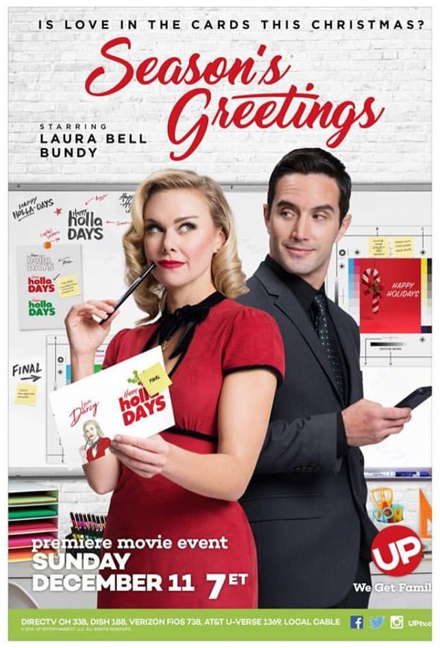"""Poster for the movie """"Season's Greetings"""""""