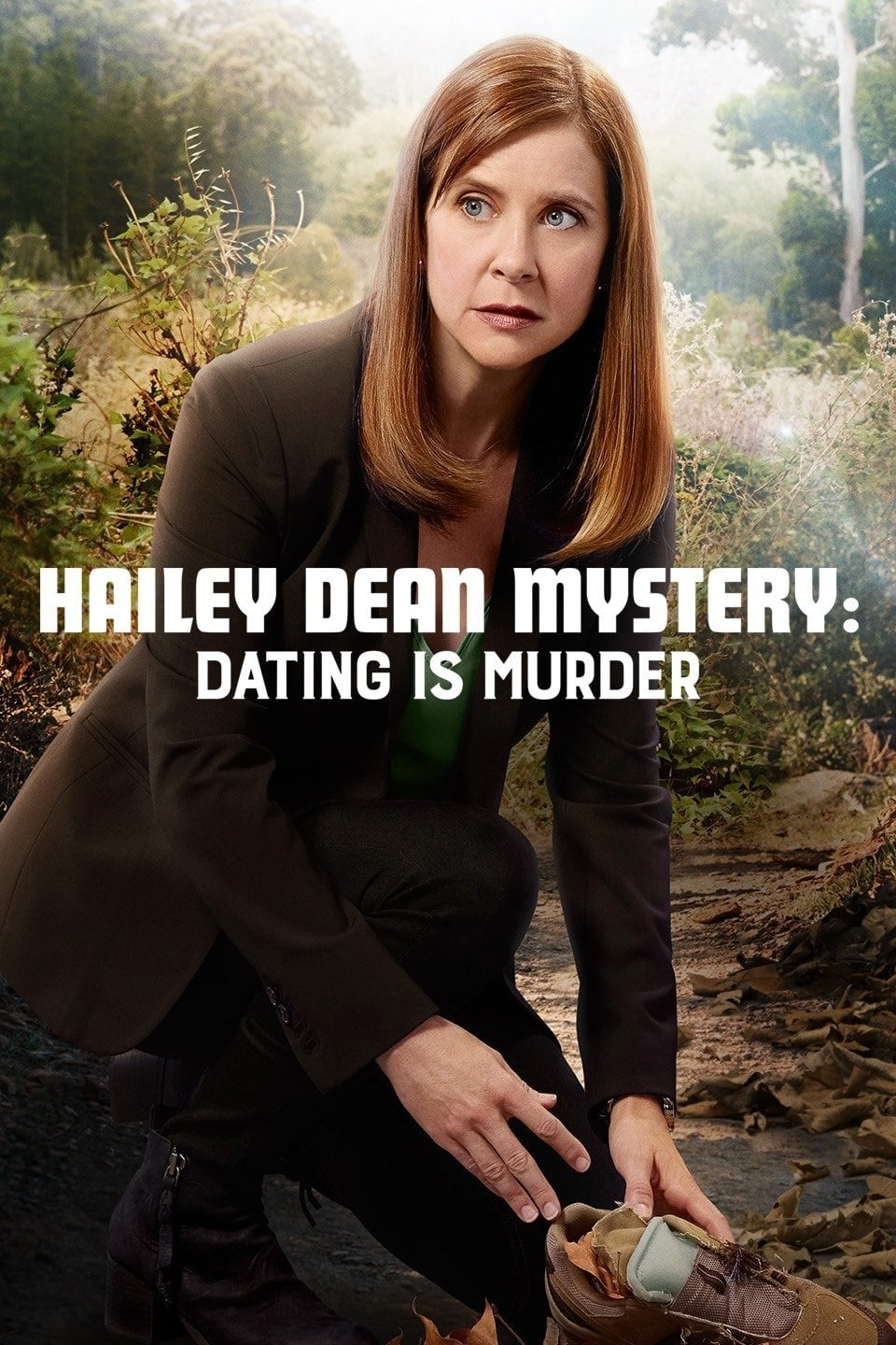 "Poster for the movie ""Hailey Dean Mystery: Dating Is Murder"""