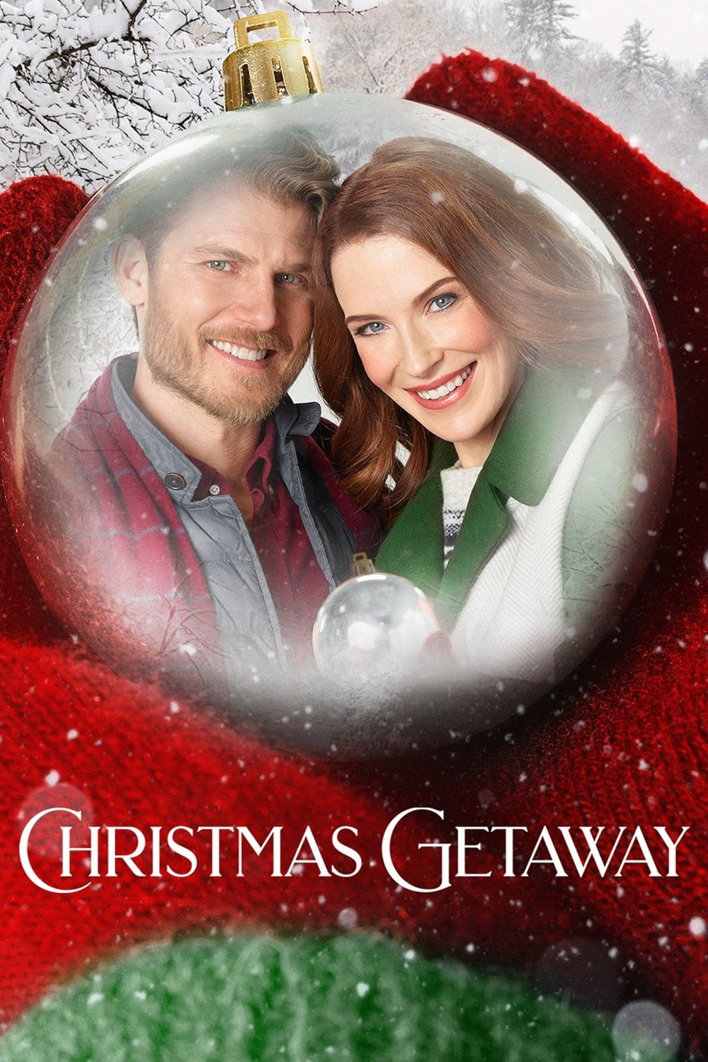 "Poster for the movie ""Christmas Getaway"""