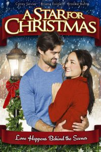 """Poster for the movie """"A Star for Christmas"""""""