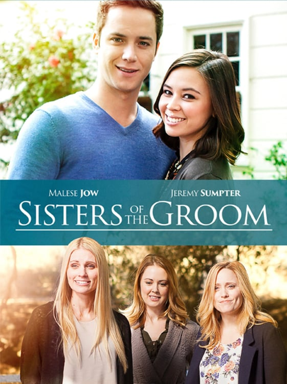 """Poster for the movie """"Sisters of the Groom"""""""