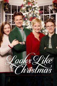 """Poster for the movie """"Looks Like Christmas"""""""