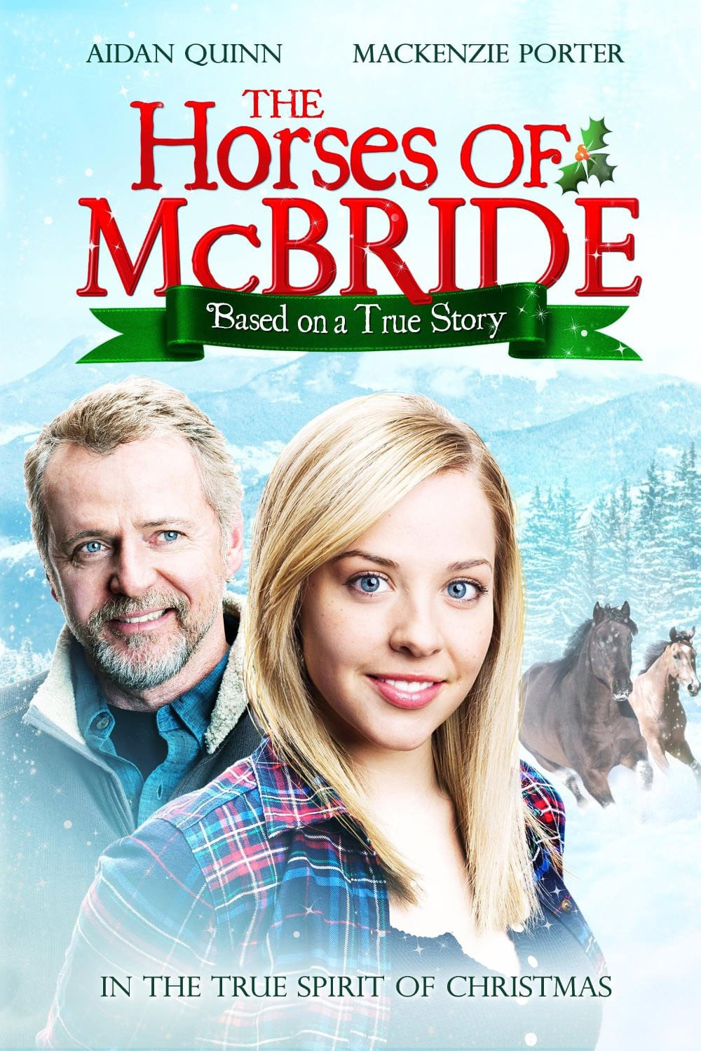 """Poster for the movie """"The Horses Of McBride"""""""