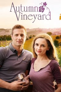 """Poster for the movie """"Autumn in the Vineyard"""""""