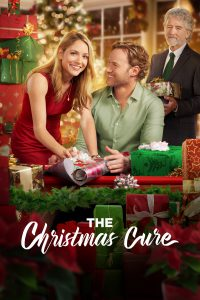 "Poster for the movie ""The Christmas Cure"""