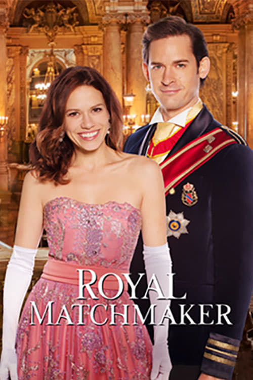 """Poster for the movie """"Royal Matchmaker"""""""