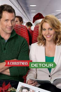 "Poster for the movie ""A Christmas Detour"""