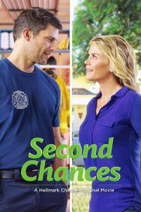 """Poster for the movie """"Second Chances"""""""