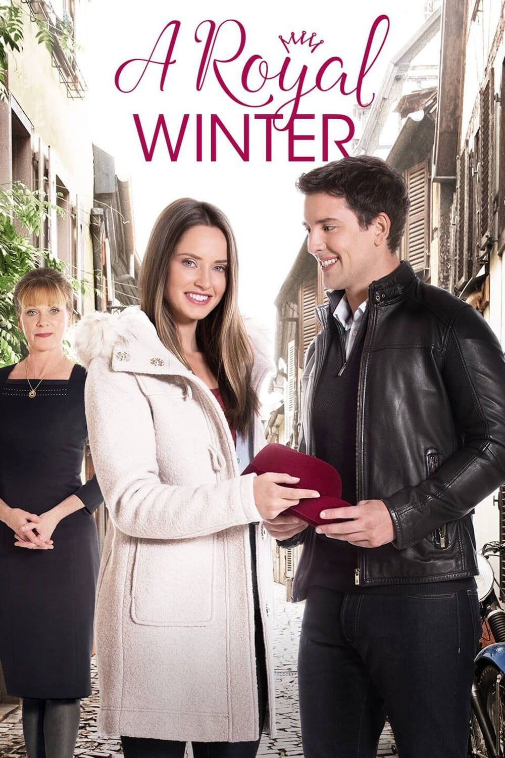 """Poster for the movie """"A Royal Winter"""""""