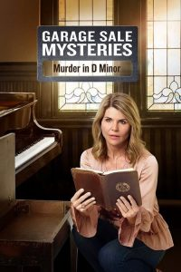 "Poster for the movie ""Garage Sale Mysteries: Murder In D Minor"""