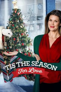 "Poster for the movie ""'Tis the Season for Love"""