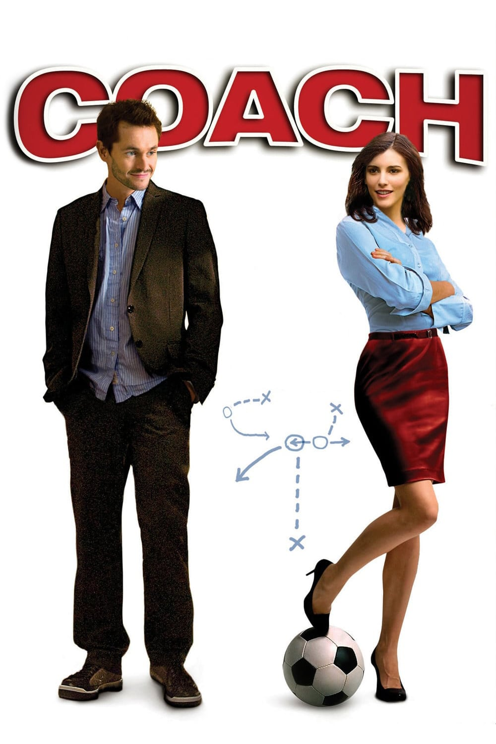 """Poster for the movie """"Coach"""""""