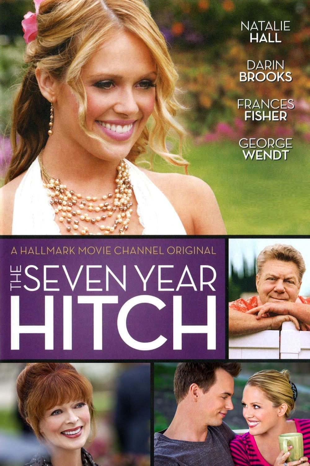 """Poster for the movie """"The Seven Year Hitch"""""""