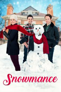 """Poster for the movie """"Snowmance"""""""