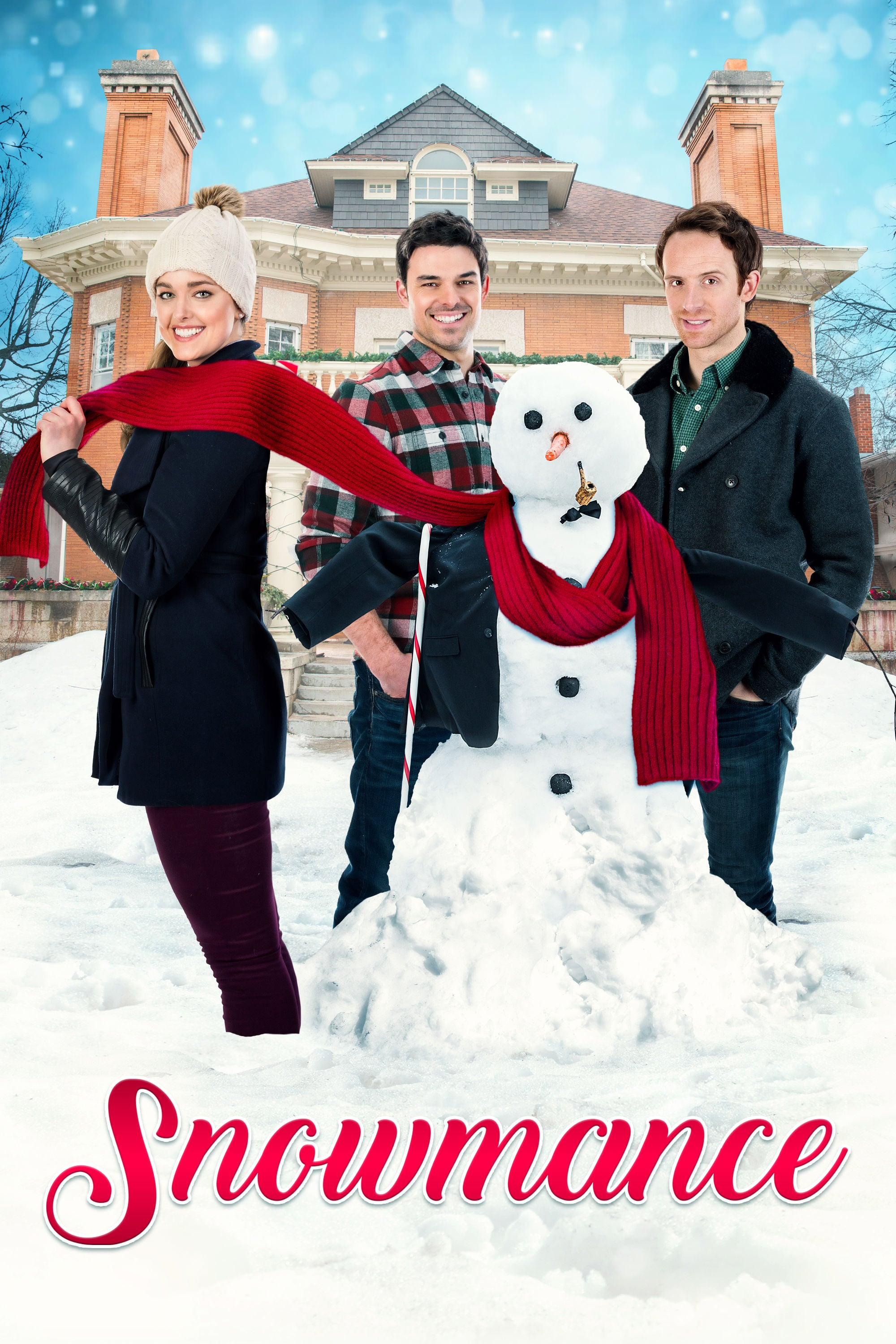 "Poster for the movie ""Snowmance"""