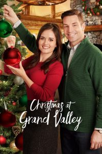 """Poster for the movie """"Christmas at Grand Valley"""""""