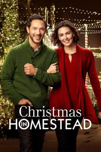 "Poster for the movie ""Christmas in Homestead"""