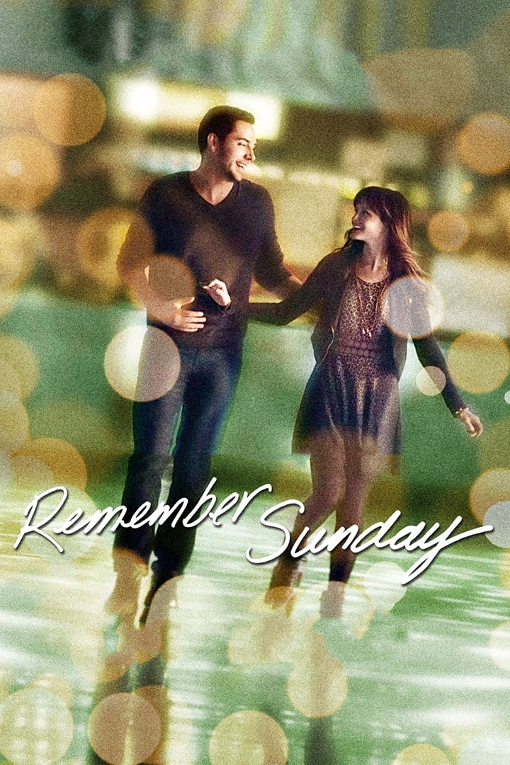 """Poster for the movie """"Remember Sunday"""""""