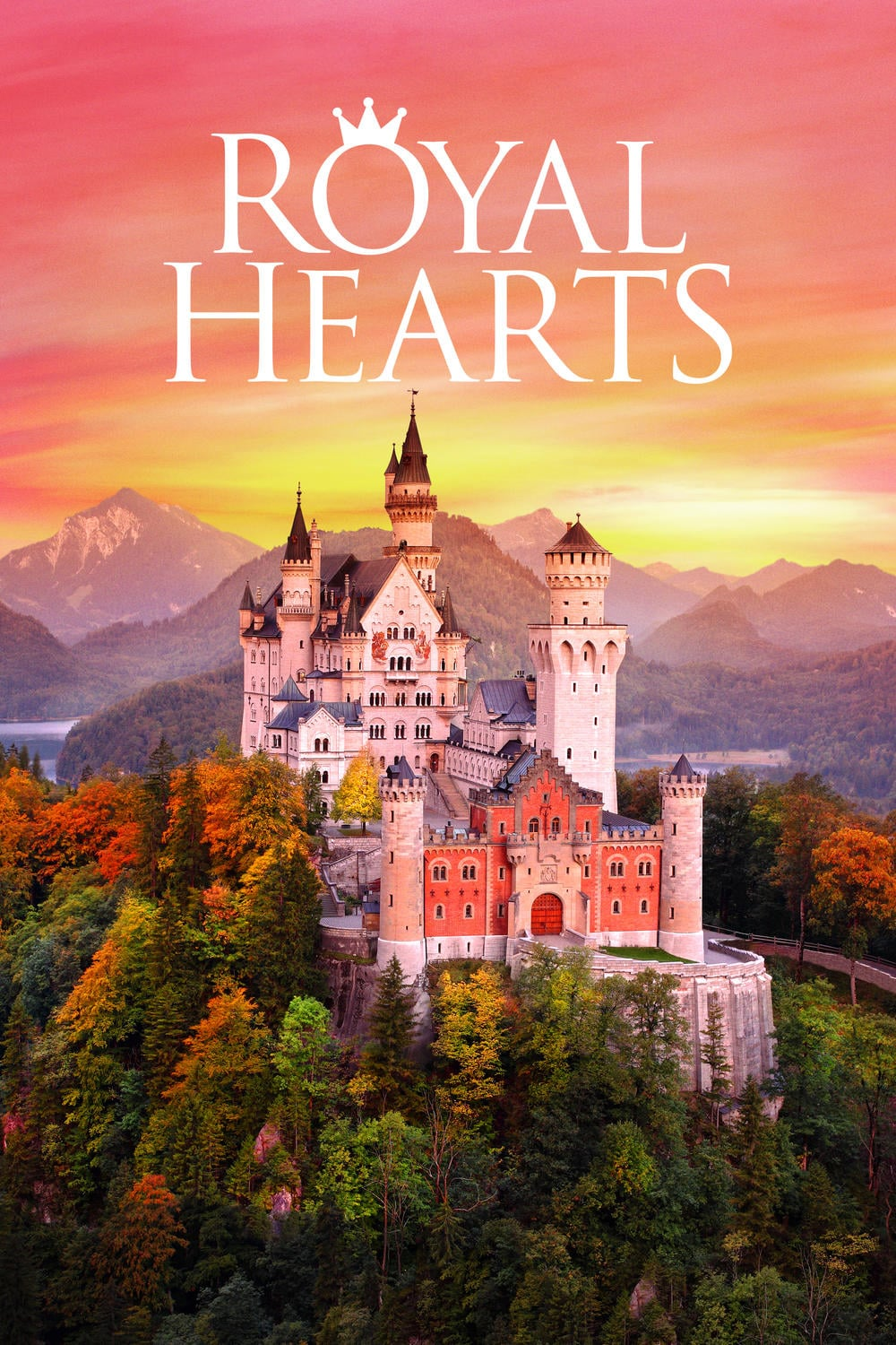 """Poster for the movie """"Royal Hearts"""""""
