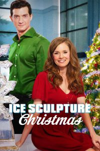 "Poster for the movie ""Ice Sculpture Christmas"""