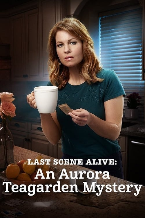 "Poster for the movie ""Last Scene Alive: An Aurora Teagarden Mystery"""