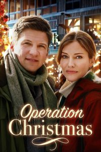 """Poster for the movie """"Operation Christmas"""""""