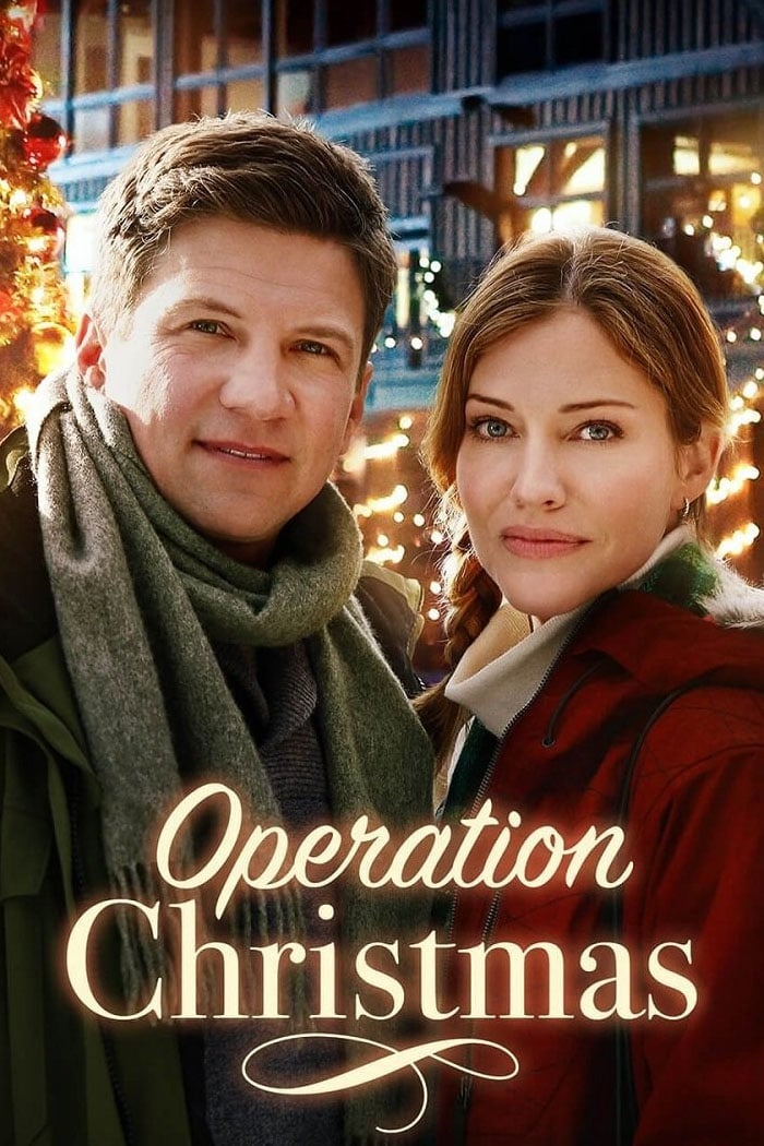 "Poster for the movie ""Operation Christmas"""