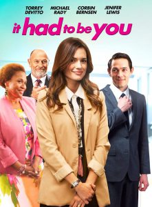 "Poster for the movie ""It Had to Be You"""