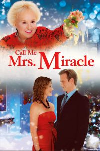 """Poster for the movie """"Call Me Mrs. Miracle"""""""