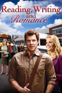 """Poster for the movie """"Reading, Writing & Romance"""""""