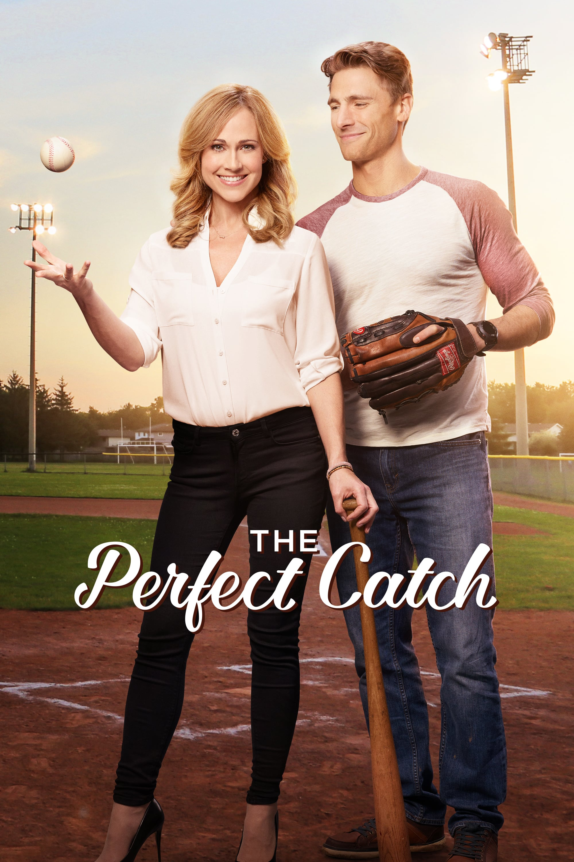 "Poster for the movie ""The Perfect Catch"""