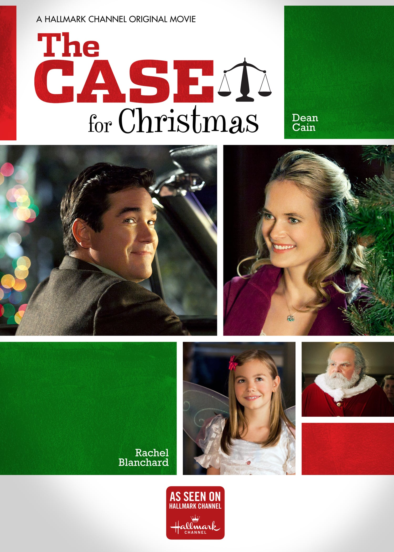 "Poster for the movie ""The Case for Christmas"""