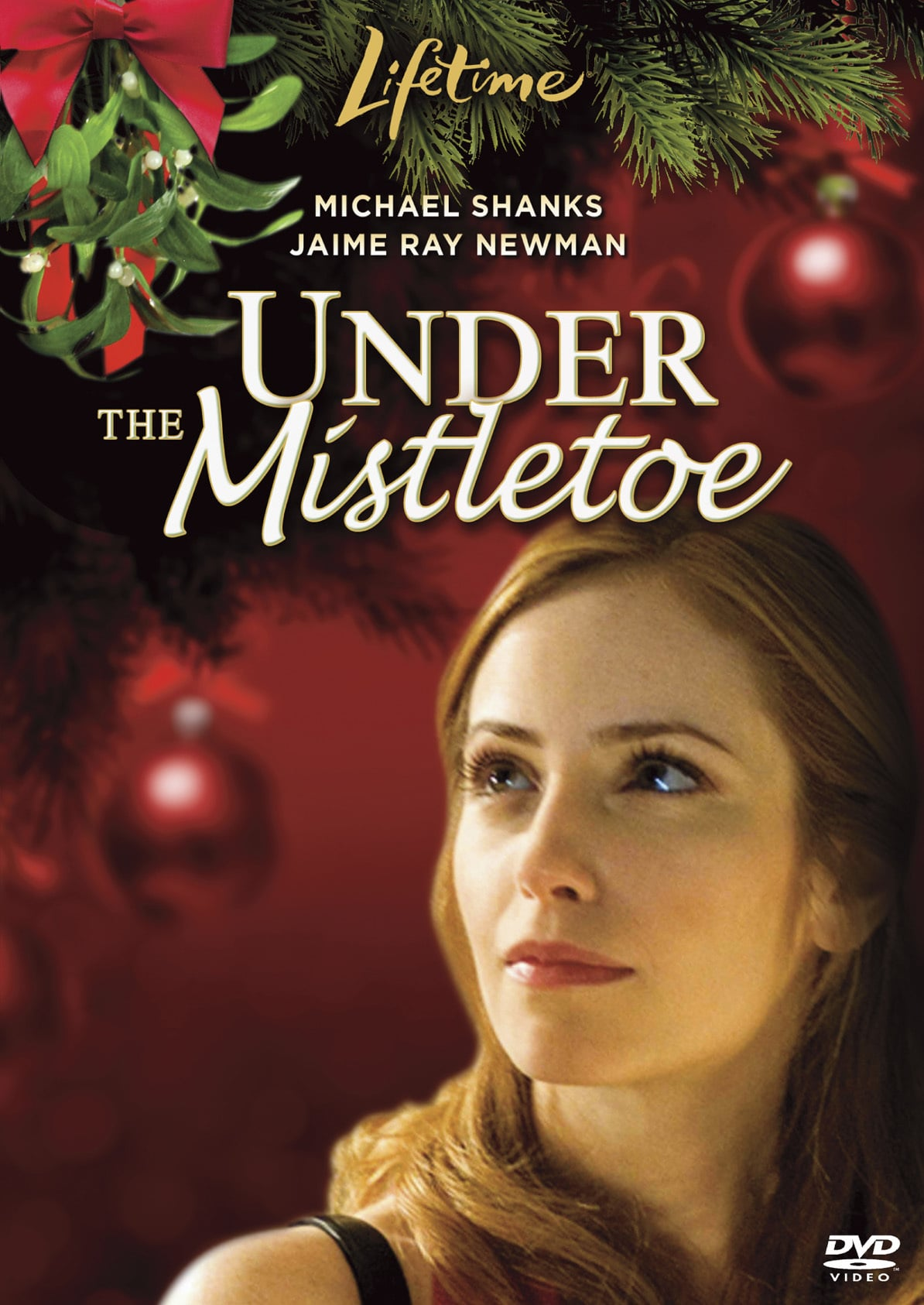 "Poster for the movie ""Under the Mistletoe"""