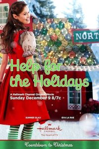 "Poster for the movie ""Help for the Holidays"""