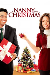 """Poster for the movie """"A Nanny for Christmas"""""""