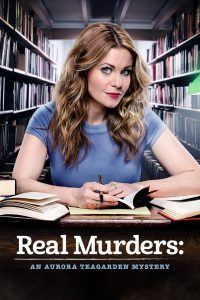 "Poster for the movie ""Real Murders: An Aurora Teagarden Mystery"""