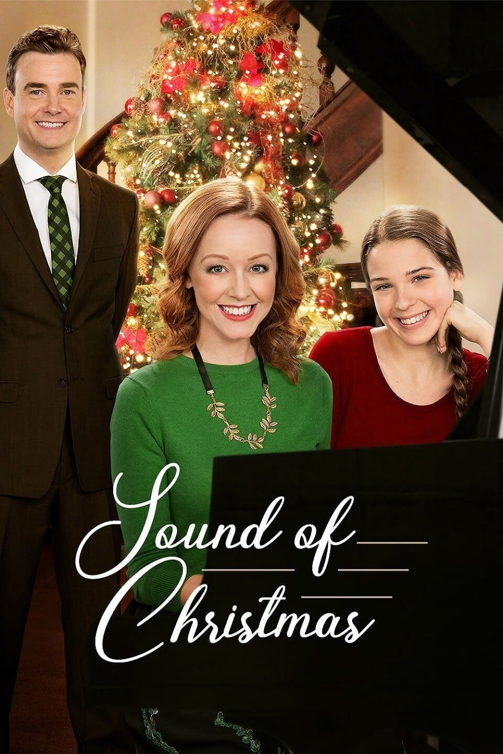 """Poster for the movie """"Sound of Christmas"""""""