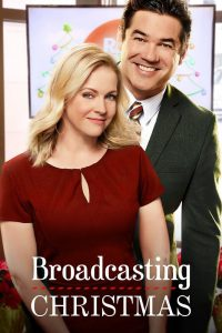 """Poster for the movie """"Broadcasting Christmas"""""""