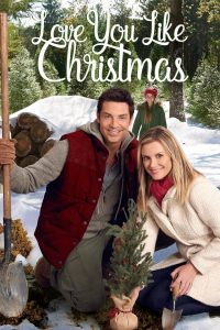 """Poster for the movie """"Love You Like Christmas"""""""