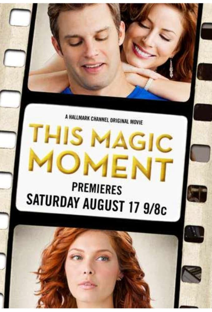 """Poster for the movie """"This Magic Moment"""""""