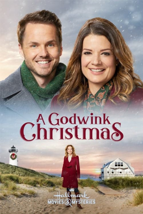 "Poster for the movie ""A Godwink Christmas"""