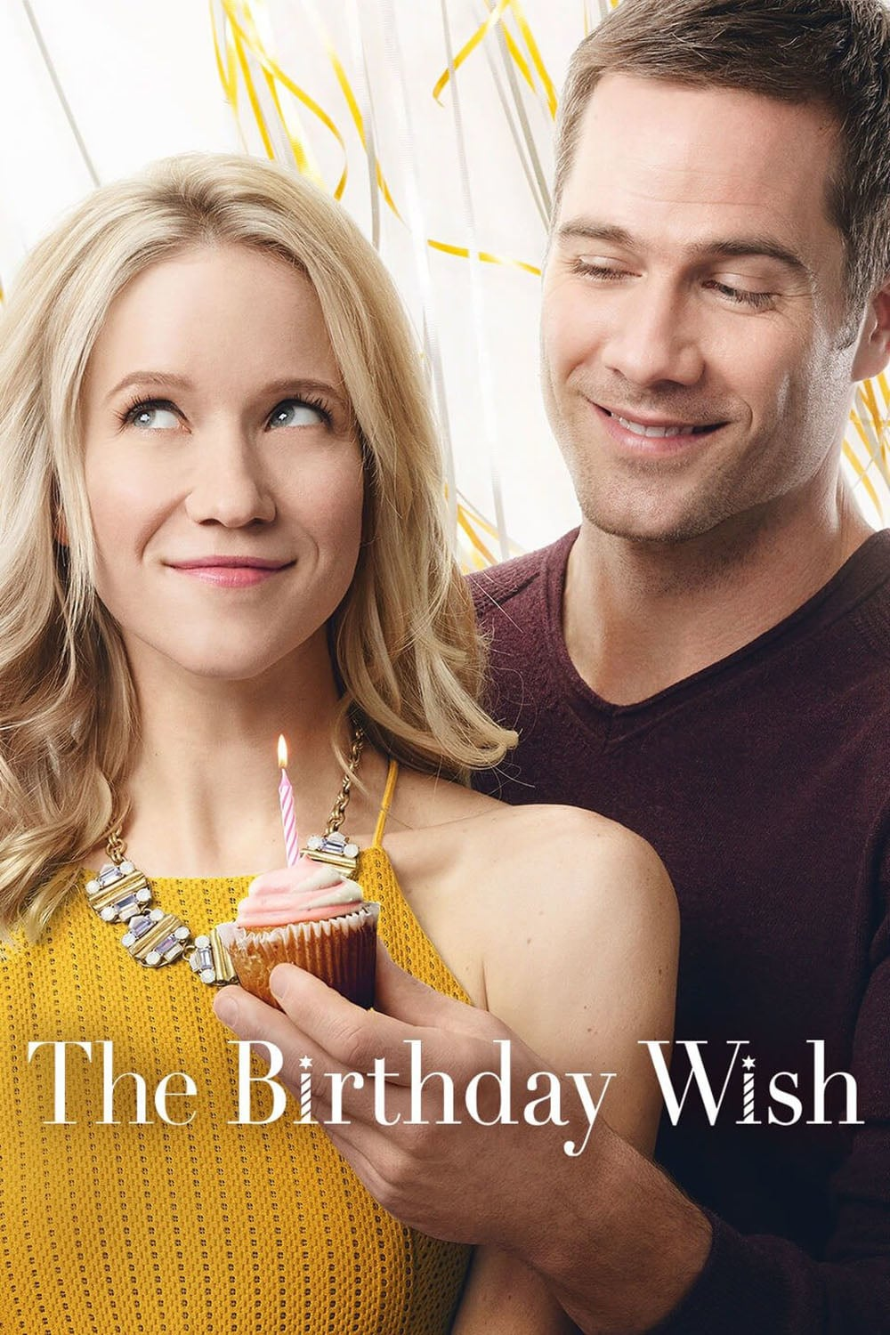 """Poster for the movie """"The Birthday Wish"""""""