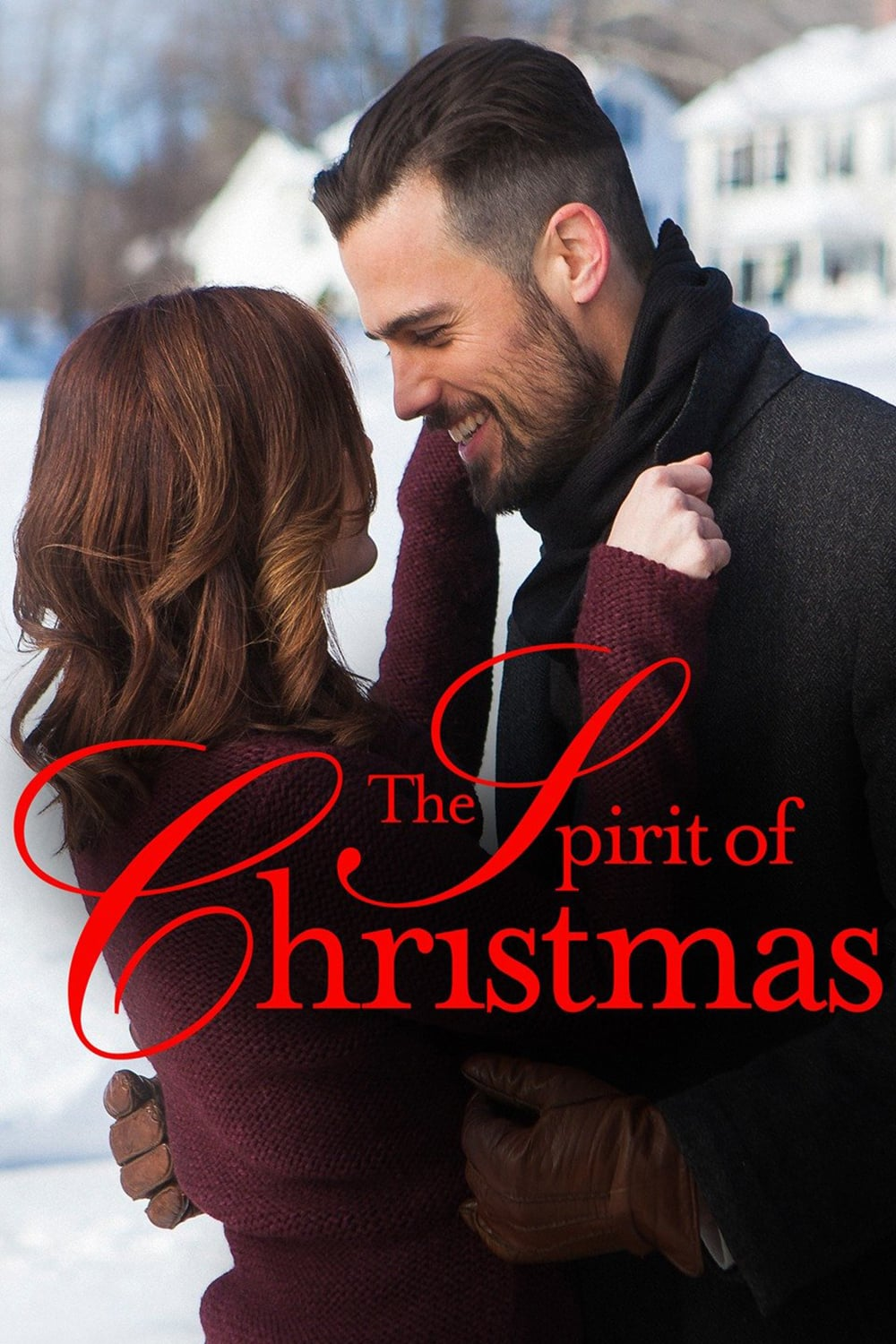"Poster for the movie ""The Spirit of Christmas"""
